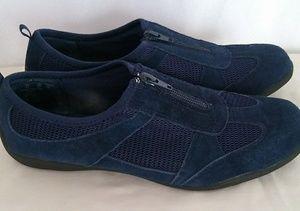 82a59c92e846b cobbie cuddlers Shoes - Cobbie cuddlers navy blue womens tennis shoes